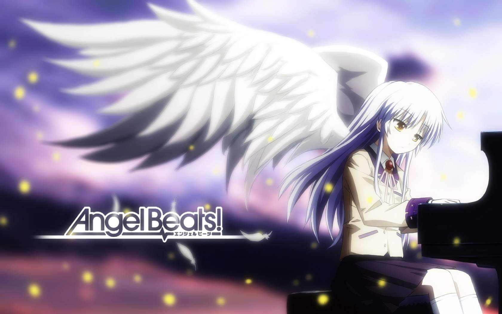 Anime of the Week: Angel Beats! | The Legend of Lorie